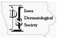 Iowa Dermatological Society Spring Meeting Banner