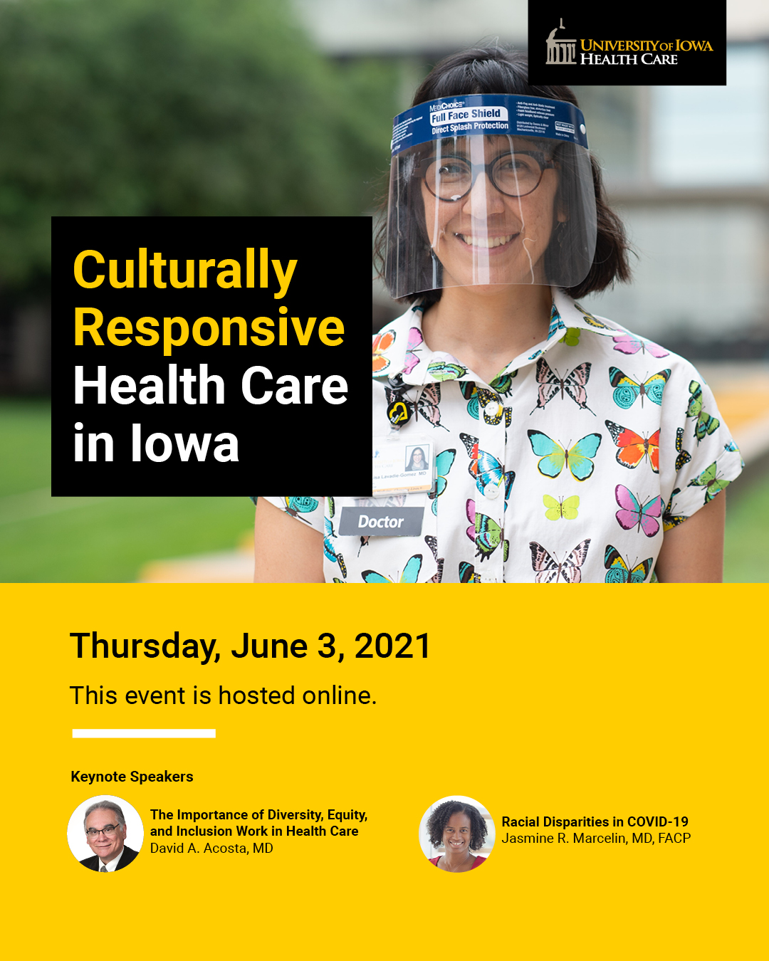 Culturally Responsive Health Care in Iowa Banner