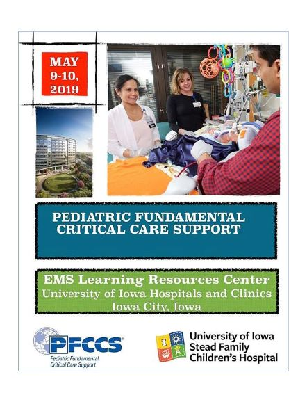 Pediatric Fundamental Critical Care Support Banner